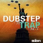 VARIOUS - Dubstep vs Trap Vol 3 (Front Cover)