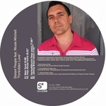 DISTANT PEOPLE feat NICOLE MITCHELL - Forbidden Love (remixes) (Front Cover)