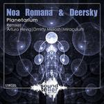 ROMANA, Noa/DEERSKY - Planetarium (Front Cover)