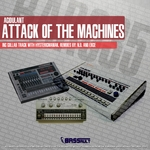 ACIDULANT - Attack Of The Machines (Front Cover)