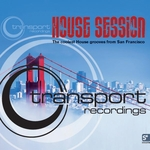 VARIOUS - Transport Recordings - House Session (Front Cover)