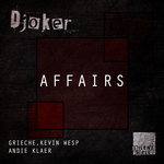DJOKER - Affairs (Front Cover)