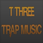 T THREE - Trap Music (Front Cover)