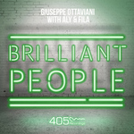 OTTAVIANI, Giuseppe with ALY & FILA - Brilliant People (Front Cover)