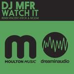 DJ MFR - Watch It (Back Cover)