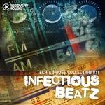 VARIOUS - Infectious Beatz Vol 11 (Front Cover)