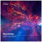QUARSHNEP - Night Loop Session EP (Front Cover)