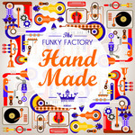 FUNKY FACTORY, The - Hand Made (Front Cover)