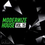 VARIOUS - Modernize House, Vol  15 (Front Cover)