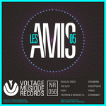 VARIOUS - Les Amis 05 (Front Cover)