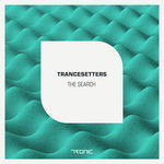 TRANCESETTERS - The Search (Front Cover)