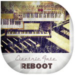 ELECTRIC FATE - Reboot (Front Cover)