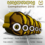 VARIOUS - Uyeney Compilation 2013 (Front Cover)
