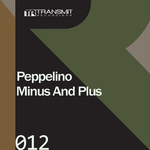 PEPPELINO - Minus And Plus (Front Cover)