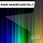 VARIOUS - Miami Dancefloor Vol 7 (Front Cover)