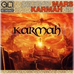 SECOND MARS - Karmah (Front Cover)