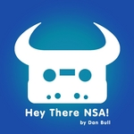 BULL, Dan - Hey There NSA! (Front Cover)