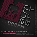 LEMAR, Alex & TOM BARKLEY - Lembak01 (Front Cover)