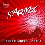 KARMZ - Broken Sounds (Front Cover)