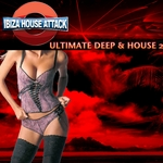 IBIZAHOUSEATTACK - Ultimate Deep & House 2 (Front Cover)