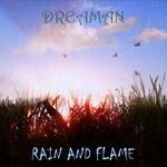 DREAMAN - Rain & Flame (Front Cover)
