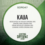 KAUA - Beside Myself In Thought EP (Front Cover)