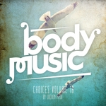 PASH, Jochen/VARIOUS - Body Music Choices 18 (Front Cover)