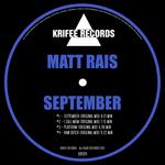 RAIS, Matt - September (Front Cover)