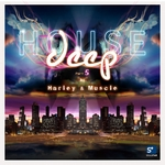 HARLEY & MUSCLE/VARIOUS - Deep House P 5 (Front Cover)