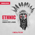 VARIOUS - Ethnic Selected By Charlie Spot & Zarra (Front Cover)
