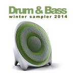 VARIOUS - Drum & Bass Winter Sampler 2014 (Front Cover)