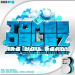 BALAZ, Tomas - Are You Ready (Front Cover)