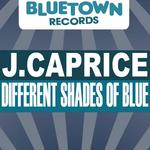 JCAPRICE - Different Shades Of Blue (Front Cover)