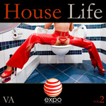 VARIOUS - House Life Vol 2 (Front Cover)