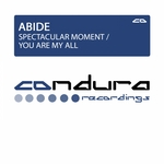 ABIDE - Spectacular Moment/You Are My All (Front Cover)