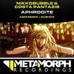 NIKKDBUBBLE/COSTA PANTAZIS - Aphrodite (Front Cover)