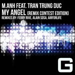 M ANH feat TRAN TRUNG DUC - My Angel (Remix Contest Edition) (Front Cover)