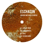ANCIENT METHODS/ORPHX - Eschaton EP (Front Cover)