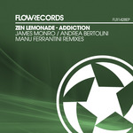 ZEN LEMONADE - Addiction (Front Cover)