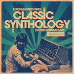 LOOPMASTERS - Classic Synthology (Sample Pack WAV/APPLE/LIVE/REASON) (Front Cover)