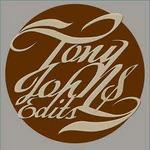 TONY JOHNS EDITS - No Funky Way Back (Front Cover)