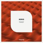 DJ BORIS - Transit EP (Front Cover)