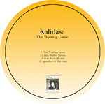 KALIDASA - The Waiting Game (Front Cover)