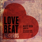 ALEC BEN - Amnesie (remixes) (Front Cover)