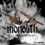 MONOLITH - Near Crash (Front Cover)