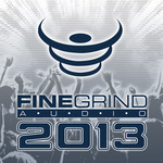 VARIOUS - Fine Grind Audio 2013 (Front Cover)