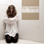 VARIOUS - Psy Trance Best Of 2013 (Front Cover)