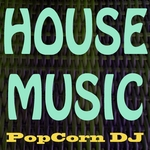 POPCORN DJ - House Music (Front Cover)