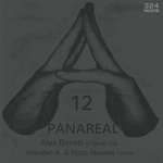 BONETI, Alex - Panareal (Front Cover)