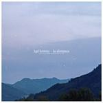 LQD HRMNY - La Distance (Front Cover)